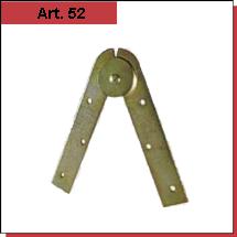 OM4srl - Ferramenta per serramenti - Cerniere